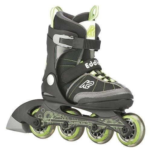 K2 Eddie Adjustable Kids Inline Skates