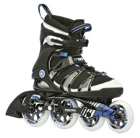 K2 Mach 100 Custom Fit Skates Mens 2012