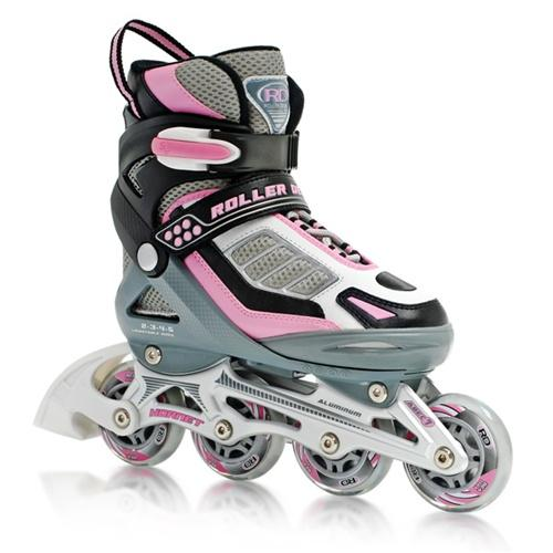 Roller Derby Hornet Pro Adjustable Girl's