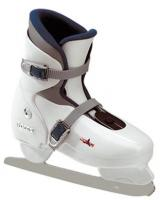 New Roces JDue JR F Adjustable Ice Skates