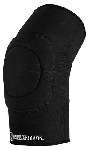 187 Killer Knee Gasket Pads - Black