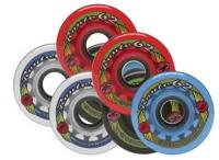 Kryptonics Route 62mm roller skate wheels