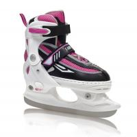 Lake Placid Metro Girl's Adjustable Sport Ice Skate