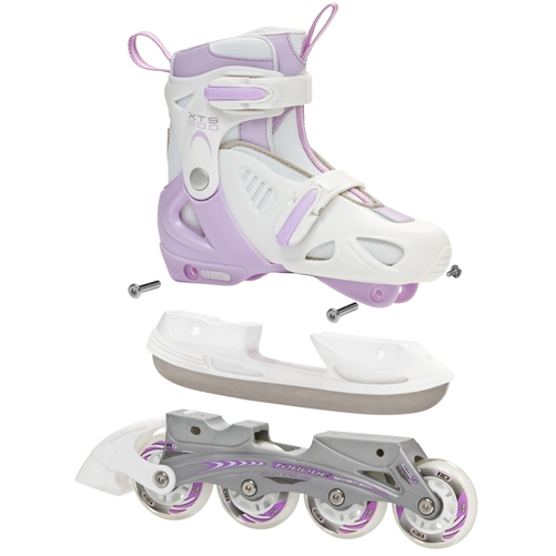 Lake Placid XTS 600 Interchangeable/Adjustable Girl's Skates