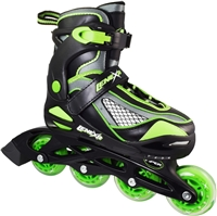 Boys Skates Lenexa Viper Kids Adjustable Inline Skate