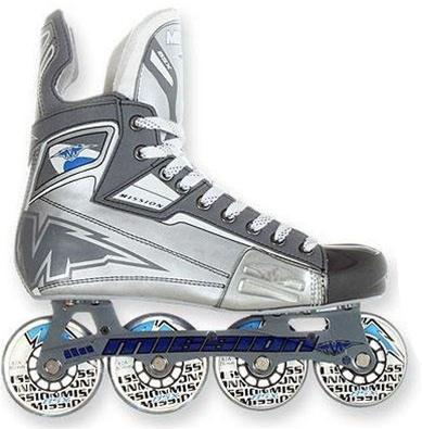 Mission BSX Inline Hockey Skate Senior 2008