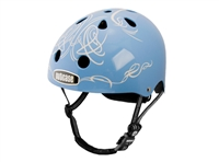 Nutcase Tattoo Twist Street Helmet - Gen 2
