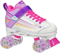 Pacer Comet Kids Light Up Roller Skates