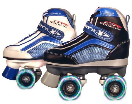 Pacer Lite Rockers Kids light- up roller skates