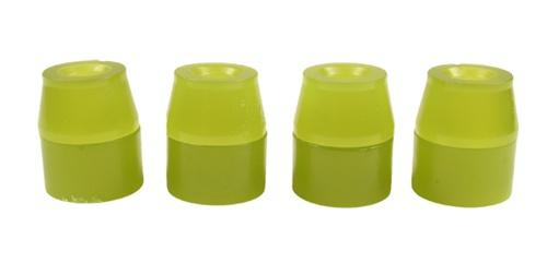 Powerdyne Magic Cushions Roller Skate Bushings Set Light Green