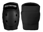 Destroyer Pro Elbow Pad -Black