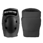 Destroyer Pro Elbow Pad -Grey/Black