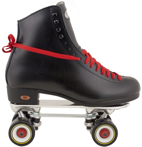 Riedell roller skates 120 Century Exclusive No Toe Stop