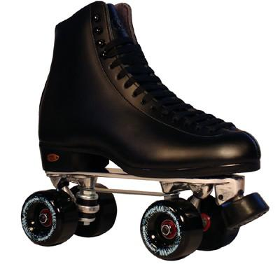 Riedell 120 SureGrip Century Plate Outdoor Roller skate wheels mens