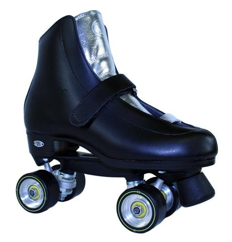 Riedell 120R No String Attached Radar Varsity Wheels