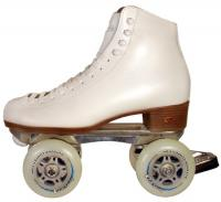 Women's Carol Sloan QuadLine™ Riedell 121 Rollerskates with a Brake