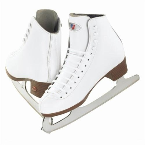Riedell Ice Skates 121 RS Ladies Quest Onyx Blade