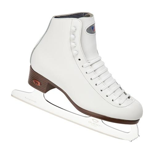 Riedell Ice Skates 121 RS Ladies Quest Topaz Blade