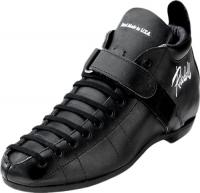 Riedell Skates 126 boots black for derby and speed
