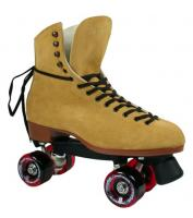 Skates.com Tan Motion Outdoor Roller Skates