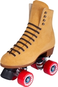 Riedell ZONE 135 Tan Mens Outdoor Roller Skates
