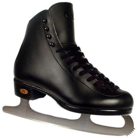 Riedell Ice skates 15 RS Junior Boys Set Black