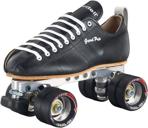 Riedell 195 S Quad Speed Roller Skates mens