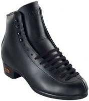 Boys' Riedell 21B Black Ice Skate Boots