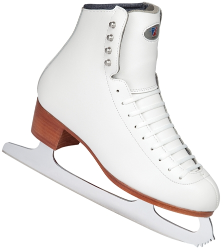 Riedell 229 TS White Astra Ice Skates