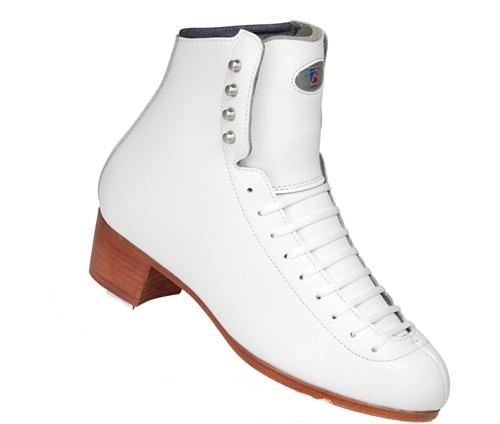 Riedell Ice Skates 229 TS Boots White