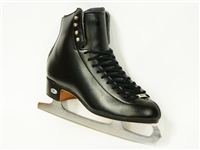 Riedell 255TS Figure Skates Black with Onyx Blade