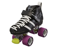 Riedell 265 WICKED Quad Speed Roller Skates