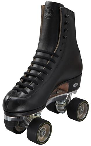 Riedell Legend Black Rhythm Skates mens