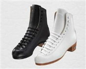 Riedell 297 W roller skate boots. Riedell all leather quality quad skates