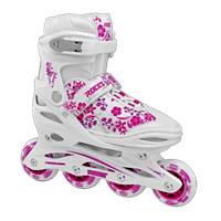 Roces Compy 8.0 Girls Adjustable Inline Skate