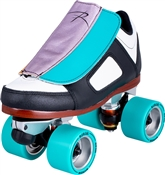 Riedell Skates 851 Jam Icon Elite Presto wheels