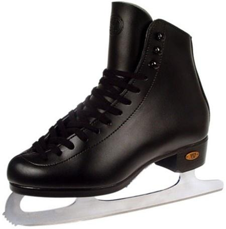 Riedell 21 Youth ice skates for kids specifically boys. Junior level ice skates