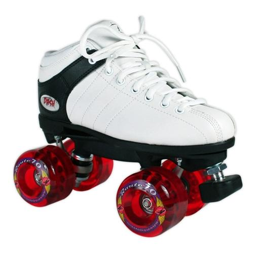 Riedell Dash Route Outdoor Skate - White