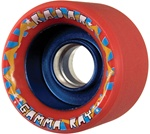 Radar Gamma Ray skate wheels 62mm X 43mm (8)
