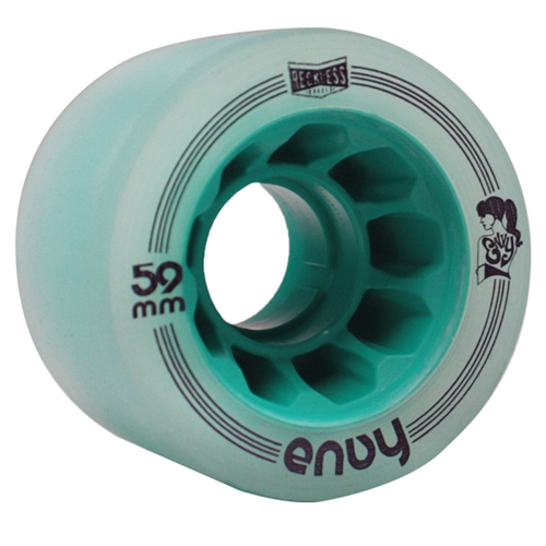 Reckless Derby Wheels Envy - 59mm x 38mm (4set)