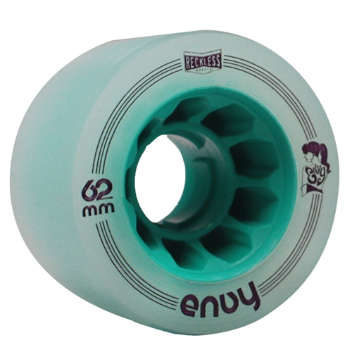 Reckless Derby Wheels Envy - 62mm x 38mm (4set)