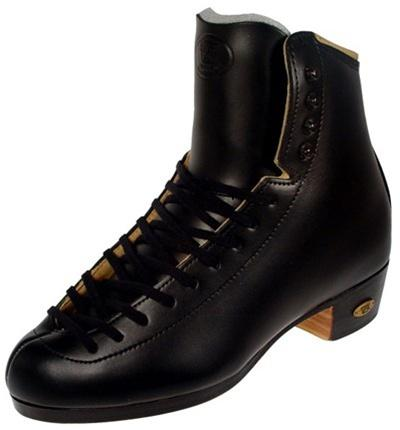 Riedell 75 Ice Skate Boots Black