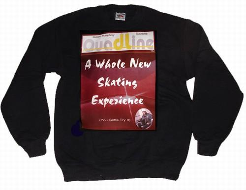 Richard Humphrey QuadLine Experience Sweat Shirt black