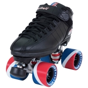 Riedell R3 Patriot Speed Skates - White