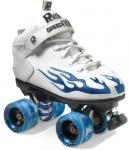 Rock skates Blue Flame