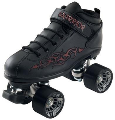 RW Warrior quad speed skate boys