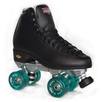 Sure-Grip 37 Fame Rink Roller Skates Rock Black