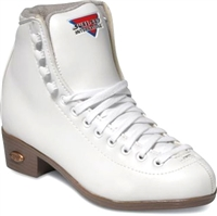 Sure-Grip 37 Boots Only Artistic White roller skate boot mens