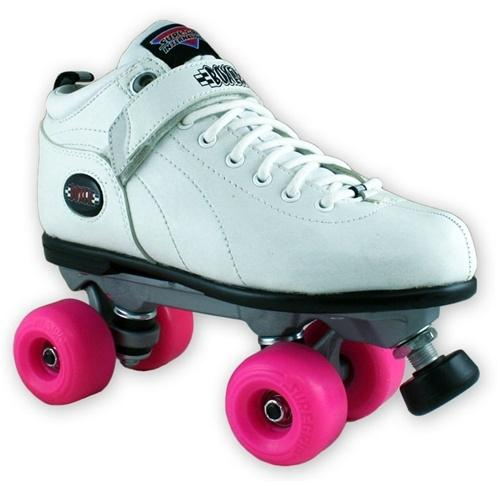 Sure-Grip Boxer Aerobic Roller Skates Quad Speed Skates