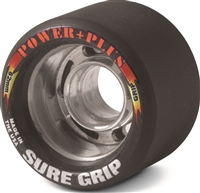 Sure-Grip Power-PLUS Speed wheels from the skate experts at Sure Grip..  Five great colors 62mm